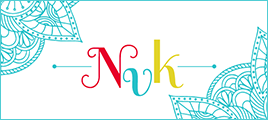 Neha's Vegan Kitchen Logo
