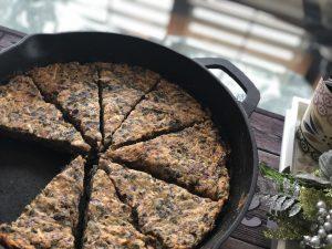 Lentil Vegetable Pie
