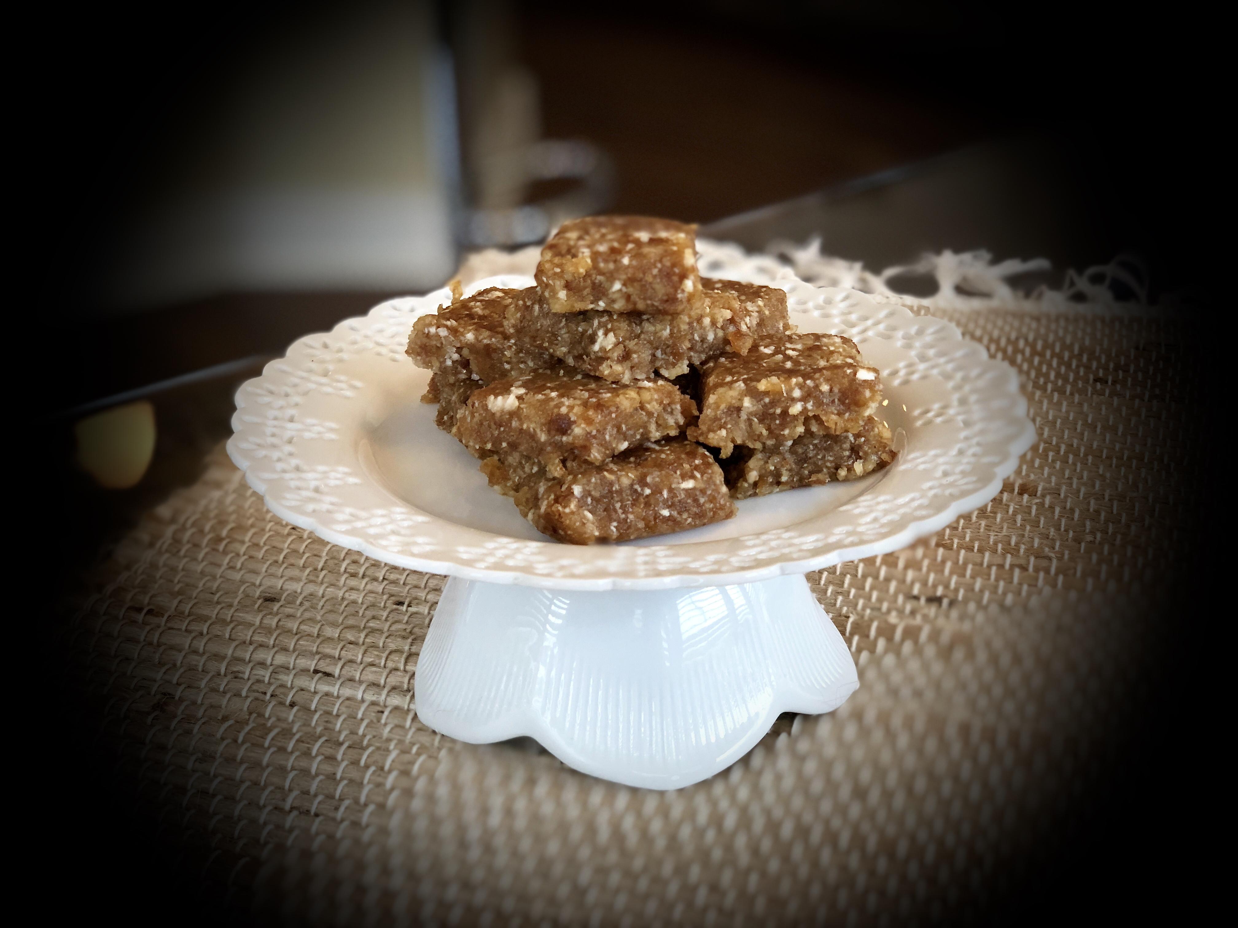 Walnut Dates Brownie
